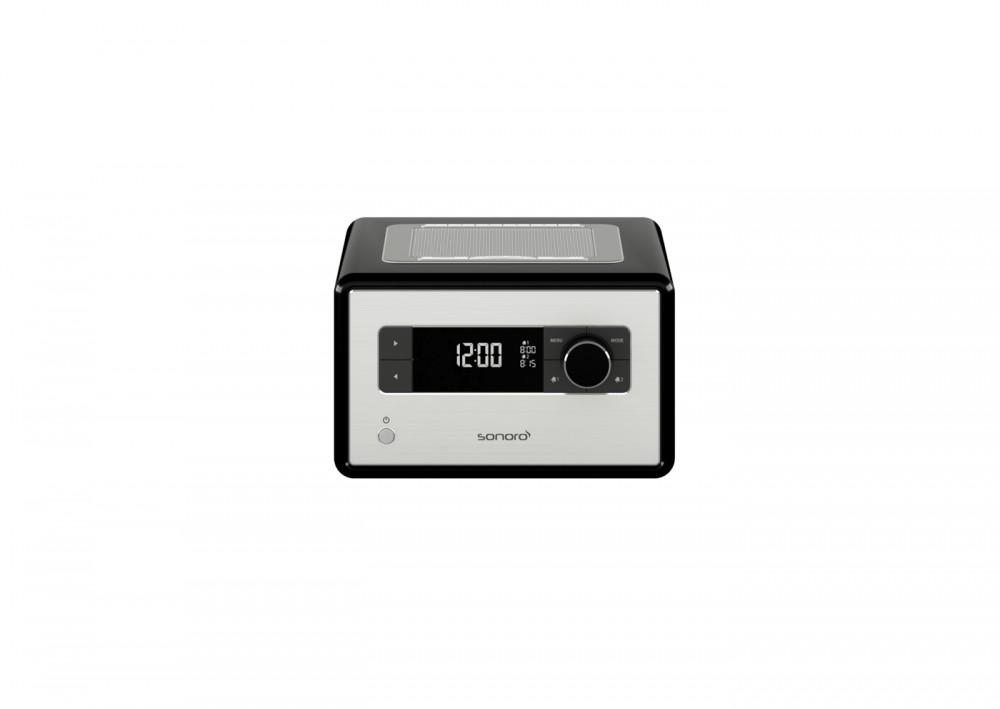 Sonoro DAB+ radio med bluetooth, sort