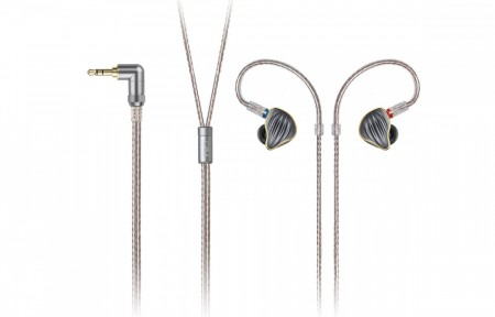 Fiio FH5 High end in ear øreplugger Titan farge