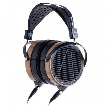 Audeze LCD 2 headset, Bamboo & leather free
