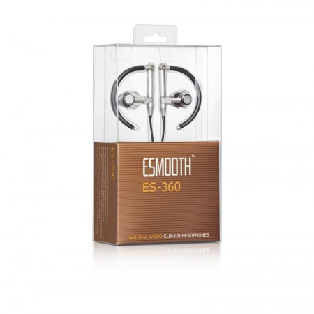 Esmooth 360EB In-ear ørepropp med bøyle