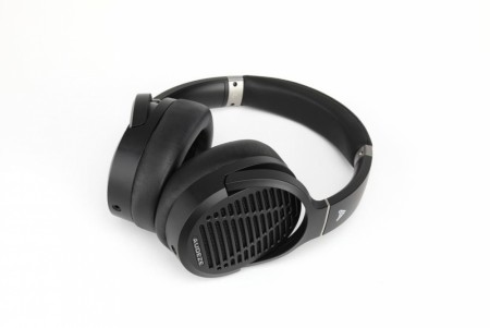 Audeze LCD 1 headset, sort
