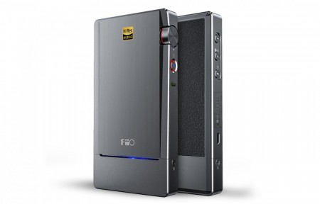 Fiio Q5 Hi-Res High End forsterker
